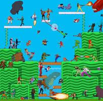 Video Game Battle 5 by Deimos-Remus