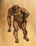 Ghosts n Goblins: Ogre