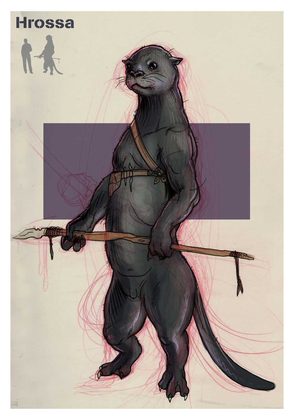 The Species of Malacandra: The Hrossa by Deimos-Remus