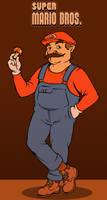 NES All Stars: Mario by Deimos-Remus