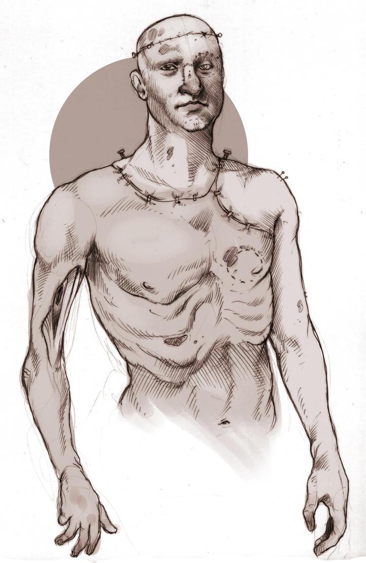 Frankenstein's Monster by Deimos-Remus on DeviantArt