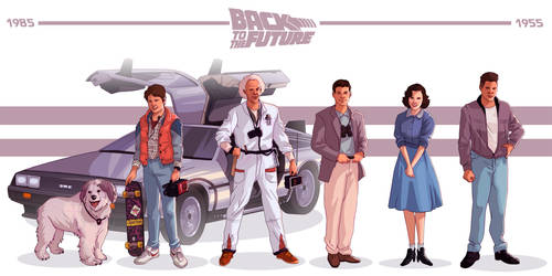 Back to the Future by Deimos-Remus