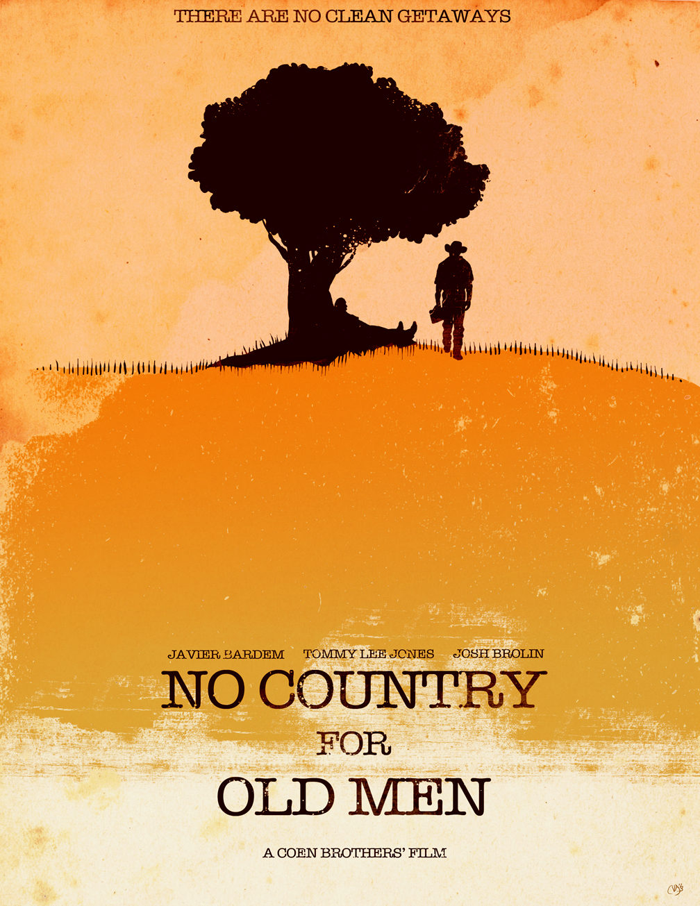 no country for old men writer I went to the worst movie last night called no country for old men from a cormac mccarthy novel by the same novel the film starts with a horror show as a young antelope hunter vietnam veteran stumbles on a drug deal gone wrong and a bunch of dead bodies near the texas-mexican border and runs off with $2 million dollars.