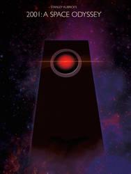 2001: A Space Odyssey by Deimos-Remus
