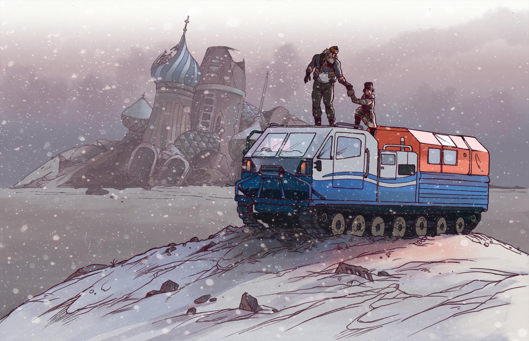 Cold War by Deimos-Remus
