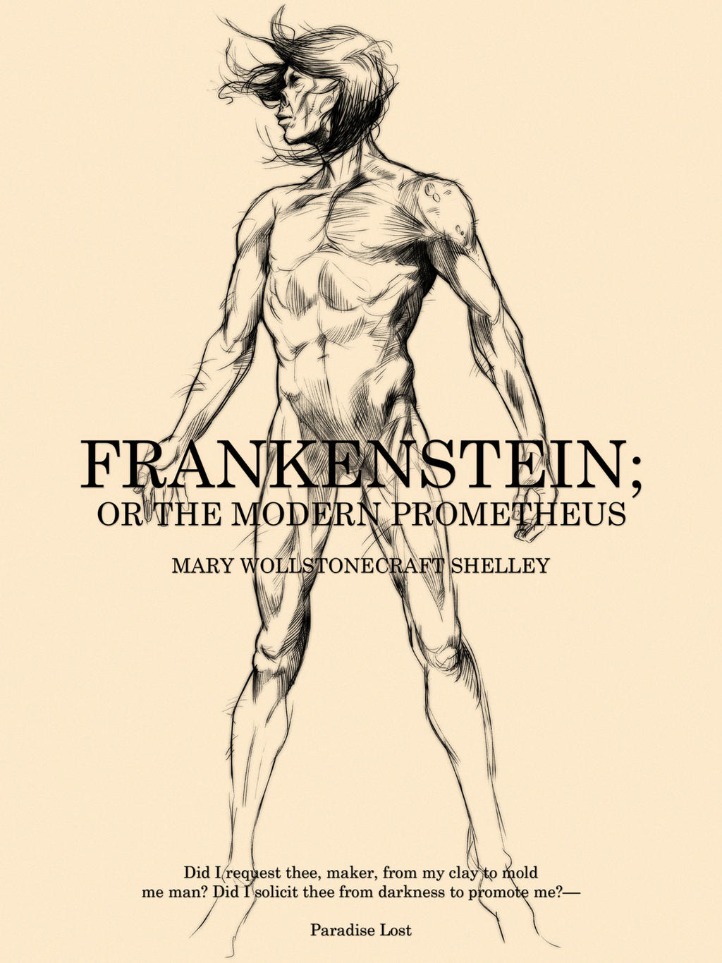 "frankenstein the modern prometheus 2 essay Free essay: mary shelley originally intended to title her novel ""the modern prometheus"" she ended up changing it to frankenstein in the second publication."