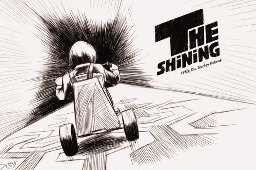 31 Days of Horror: The Shining