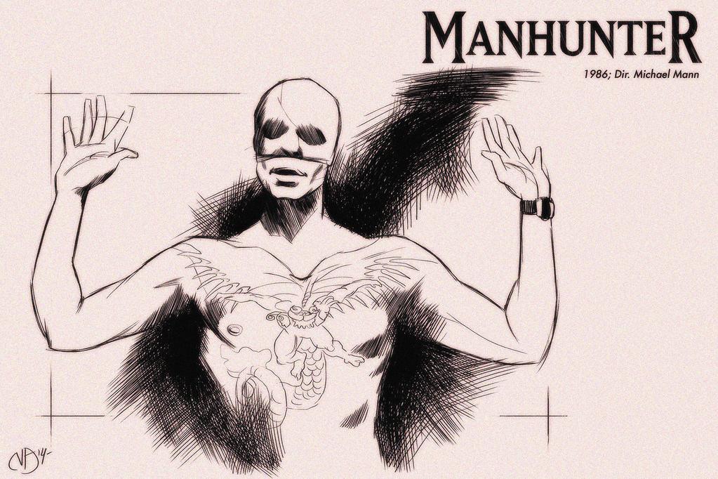 31 Days of Horror: Manhunter by Deimos-Remus