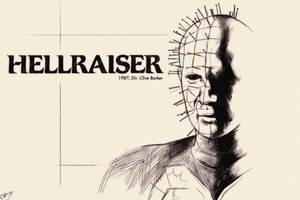 31 Days of Horror: Hellraiser by Deimos-Remus