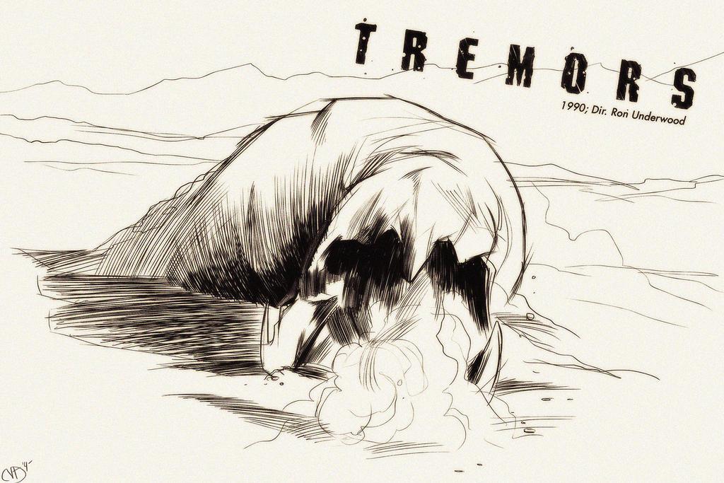 31 Days of Horror: Tremors