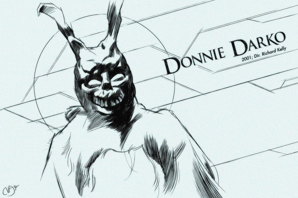 31 Days of Horror: Donnie Darko by Deimos-Remus