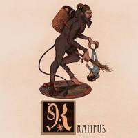 K is for Krampus