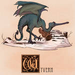 W is for Wyvern