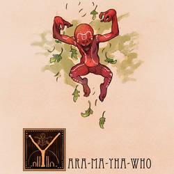 Y is for Yara-Ma-Yha-Who