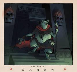LOZ Redux: Ganon the Beast