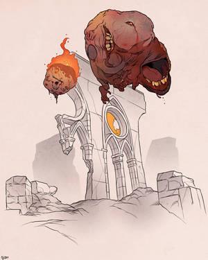 DOOM: Pain Elementals and Lost Souls