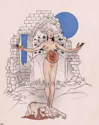 DOOM: Arch-Viles by Deimos-Remus