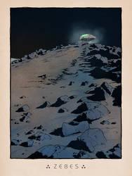 Metroid Redux: Zebes by Deimos-Remus