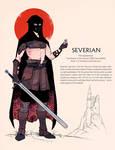 Fantasy Characters: Severian