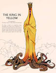 Fantasy Characters: The King in Yellow