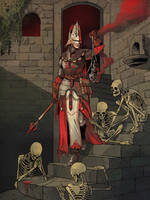 The Crimson Paladin