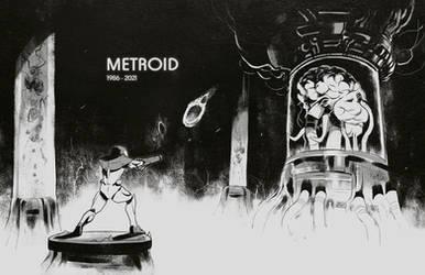 Metroid: 35 Years