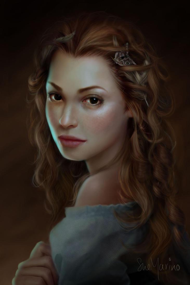 Phoebe by Evniki