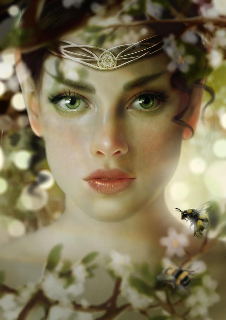 Freya by Evniki