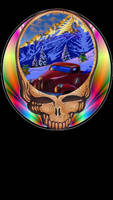 Grateful Dead Mountain Steelie