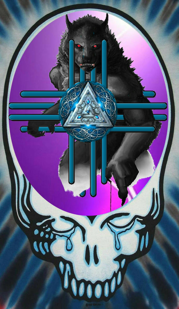 Grateful Dead Syf Combined Cultural Symbol By Ej2dole On Deviantart
