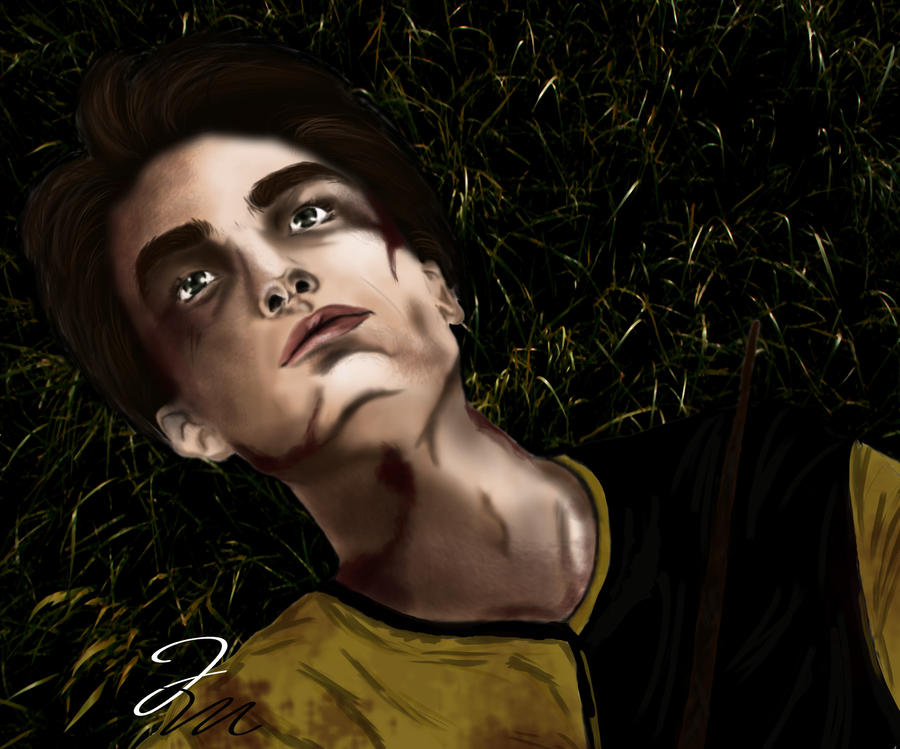 Cedric's Death by Juliet-M
