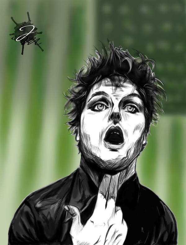 Don't Wanna Be An American Idiot... by Juliet-M