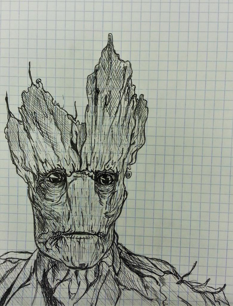 Groot by Juliet-M