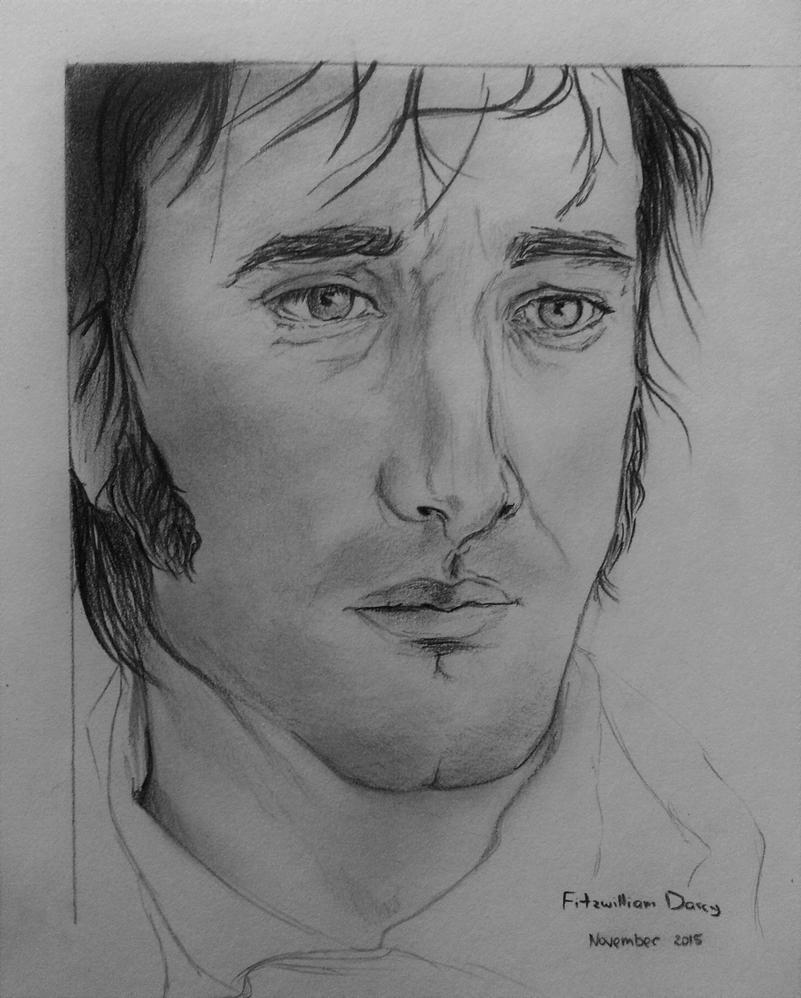 Mr. Fitzwilliam Darcy by Juliet-M