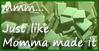 mmm..soylent green stamp by Magnam13