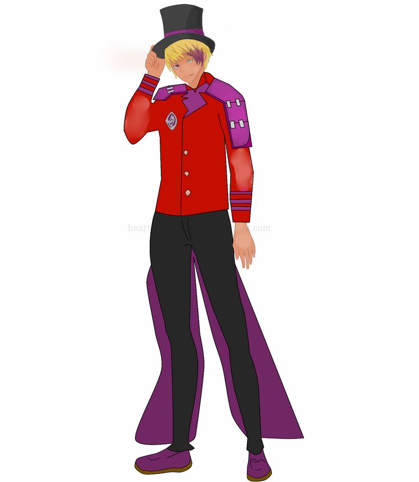Alternative Outfit Contest Valdimir - Trickster by nmr808