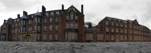Forgotten Asylum by Leah3D