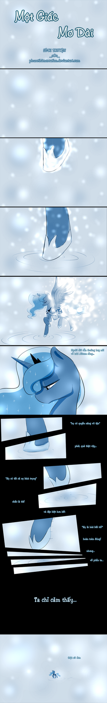 Prolonged Dream [Vie] - Page 1 by PhuocThienCreation