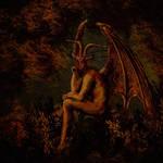 Lucifer resting