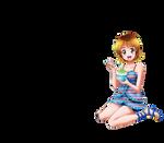 [ Precure-Renders ] #11 : Yuko Omori