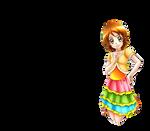 [ Precure-Renders ] #21 : Yuko Omori