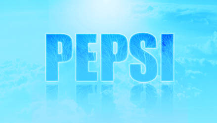 Pepsi Typo Effect by AhmedAlmabdi