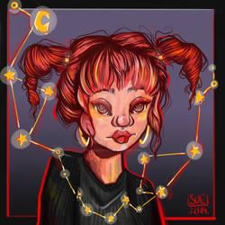 Constellations girl