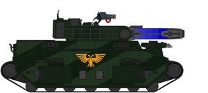 Super Heavy Tank Judgment by Seeras