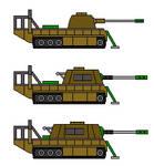 Command and Conquer Generals GLA Marauder Tank