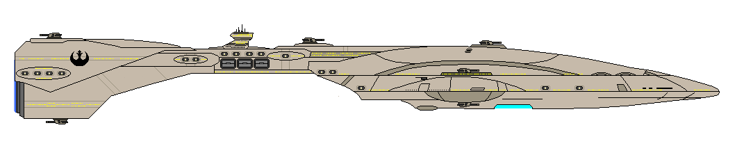 Star Wars Rebell Flagship Sanctuary by Seeras