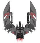 Vanduul Heavy Fighter-Bomber Razor