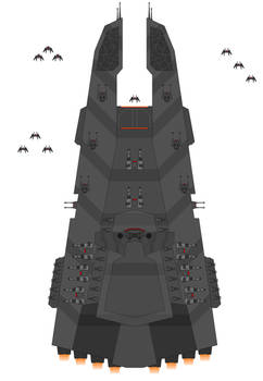 Star Wars Wrath-Class Star Destroyer Update 2 WIP