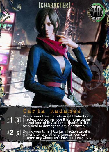 Resident Evil Network Thread Resident Evil Deck Building Game