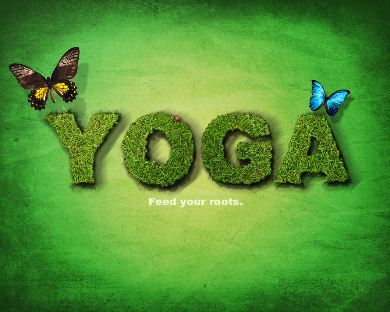 iphone wallpaper yoga green poison